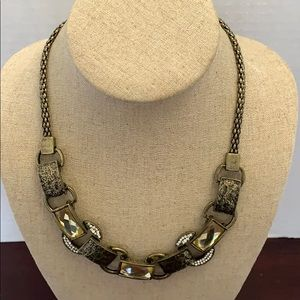 Jewelry - Necklace authentic Chrystal ❤️